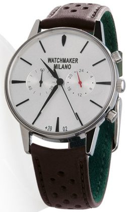 WATCHMAKER MILANO Mod. BAUSCIA Wristwatch WATCHMAKER MILANO Gent