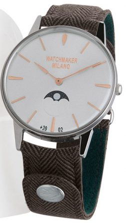 WATCHMAKER MILANO Mod. FASI LUNA Wristwatch WATCHMAKER MILANO Gent