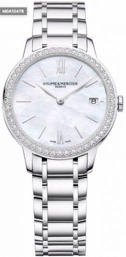 BAUME & MERCIER Mod. CLASSIMA Wristwatch BAUME&MERCIER Lady