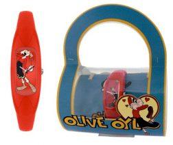 OLIVIA RED Mod. FLOWERS Wristwatch CARTOON Kid