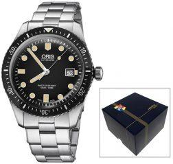 ORIS Mod.  DIVERS SIXTY-FIVE Wristwatch ORIS Gent