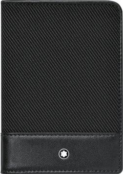 MONTBLANC Mod. NIGHT FLIGHT Credit Card Holder MONTBLANC Leather
