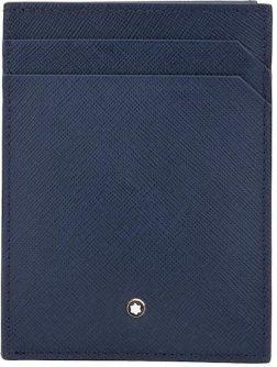 MONTBLANC Mod. SARTORIAL Credit Card Holder MONTBLANC Leather