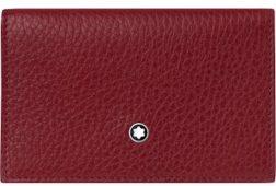 MONTBLANC Mod. SOFT GRAIN Business Card Holder MONTBLANC Leather