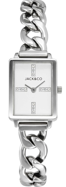 Jack & Co Mod. CLAUDIA Wristwatch JACK&CO.TIME Lady