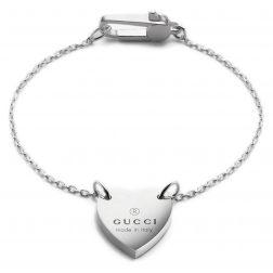 GUCCI JEWELS Mod. TRADEMARK Bracelet GUCCI JEWELS Silver Lady
