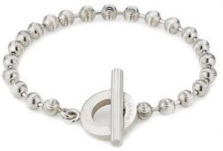 GUCCI JEWELS Mod. BOULE Bracelet GUCCI JEWELS Silver Lady