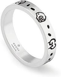 GUCCI JEWELS Mod. GUCCI GHOST Ring GUCCI JEWELS Silver Lady
