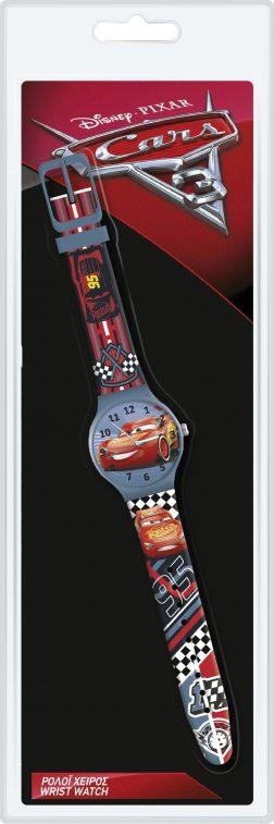 DISNEY PIXAR WATCH Mod. CARS  – Blister pack Wristwatch CARTOON Kid