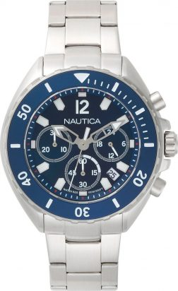 NAUTICA WATCHES MODEL NEW PORT NAPNWP009 Wristwatch NAUTICA NEW COLLECTION Gent