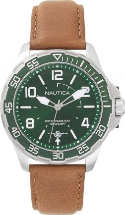 NAUTICA WATCHES MODEL PILOT HOUSE NAPPLH001 Wristwatch NAUTICA NEW COLLECTION Gent