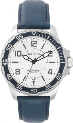 NAUTICA WATCHES MODEL PILOT HOUSE NAPPLH002 Wristwatch NAUTICA NEW COLLECTION Gent