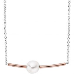 SKAGEN DENMARK JEWELS Mod. ANETTE Necklace SKAGEN DENMARK JEWELS SS IP Rose Gold Lady