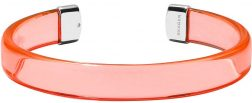 SKAGEN DENMARK JEWELS Mod. ORANGE LUCITE Bracelet SKAGEN DENMARK JEWELS Plastic Lady