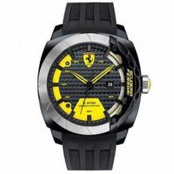 SCUDERIA FERRARI Mod. AERODINAMICO Wristwatch SCUDERIA FERRARI Gent