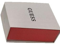 GUESS  JEWELS BOX SMALL (8.5x7x3 cm) STORE MATERIAL