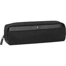 MONTBLANC Mod. NLF Garment Bag Slim Black Pensil Case MONTBLANC