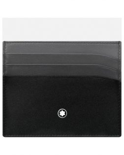 MONTBLANC Mod. 124025 Letter Opener with leather Credit Card Holder MONTBLANC