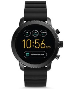 FOSSIL Q SMARTWATCH Mod. EXPLORIST GEN. 3 Smartwatch FOSSIL Q Gent