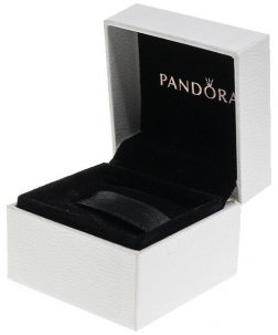 PANDORA JEWELS BOX – Charm – Ring – Stud Earrings STORE MATERIAL