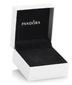 PANDORA JEWELS BOX – Necklace – Multiple Rings –  Earrings STORE MATERIAL